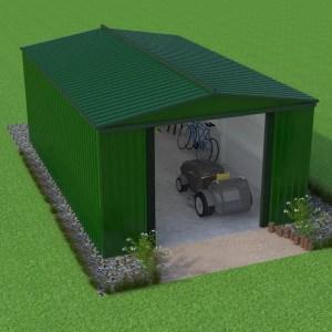 12 x 19 ft-metal-garage