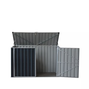 Bike Metal shed