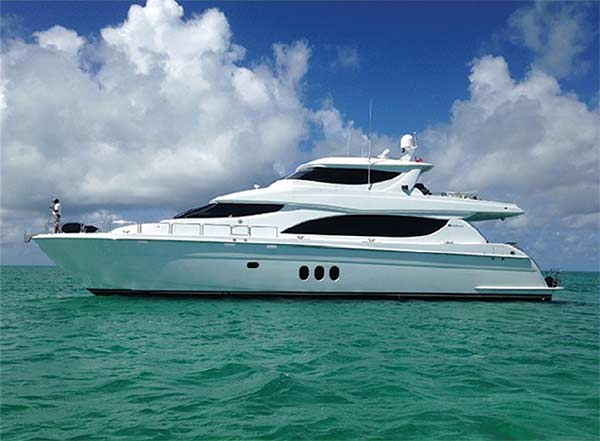 80 Hatteras Motor Yacht For Sale Halcyon Quality