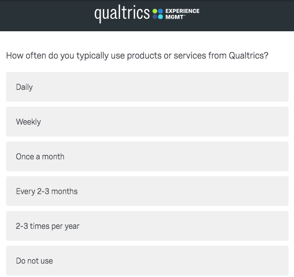 Customer Satisfaction Surveys 6 Questions Examples