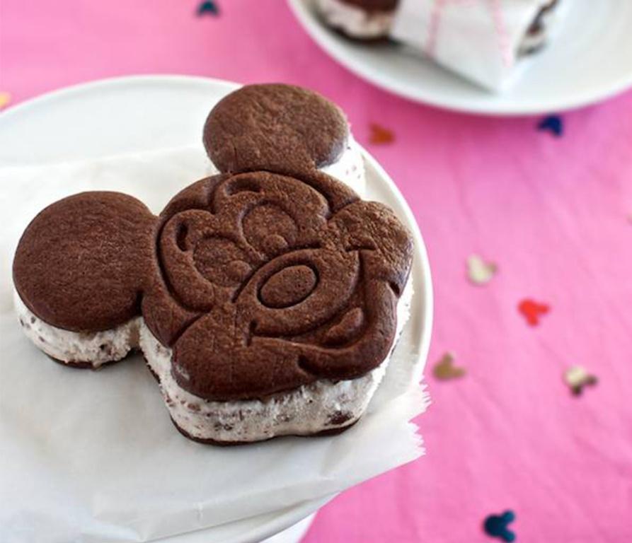 Mickey's Ice Cream Sandwich