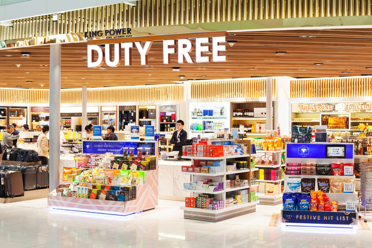Resultado de imagem para duty free