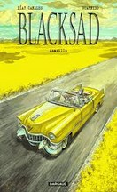Canales & Guarnido - Blacksad : Amarillo