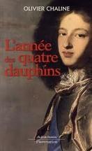 Olivier Chaline - L'année des quatre dauphins