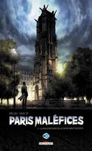 Pécau & Dim. D - Paris maléfices, Tome 1