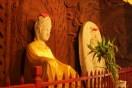 Statue pierre Leshan