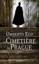 Umberto Eco - Le Cimetière de Prague