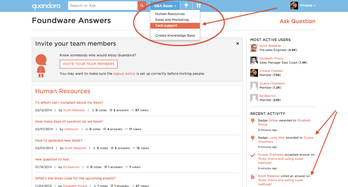 How Is Quandora Different From Forums Quandora The site owner hides the web page description. quandora