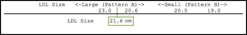 Bulletproof Diet LDL particle size
