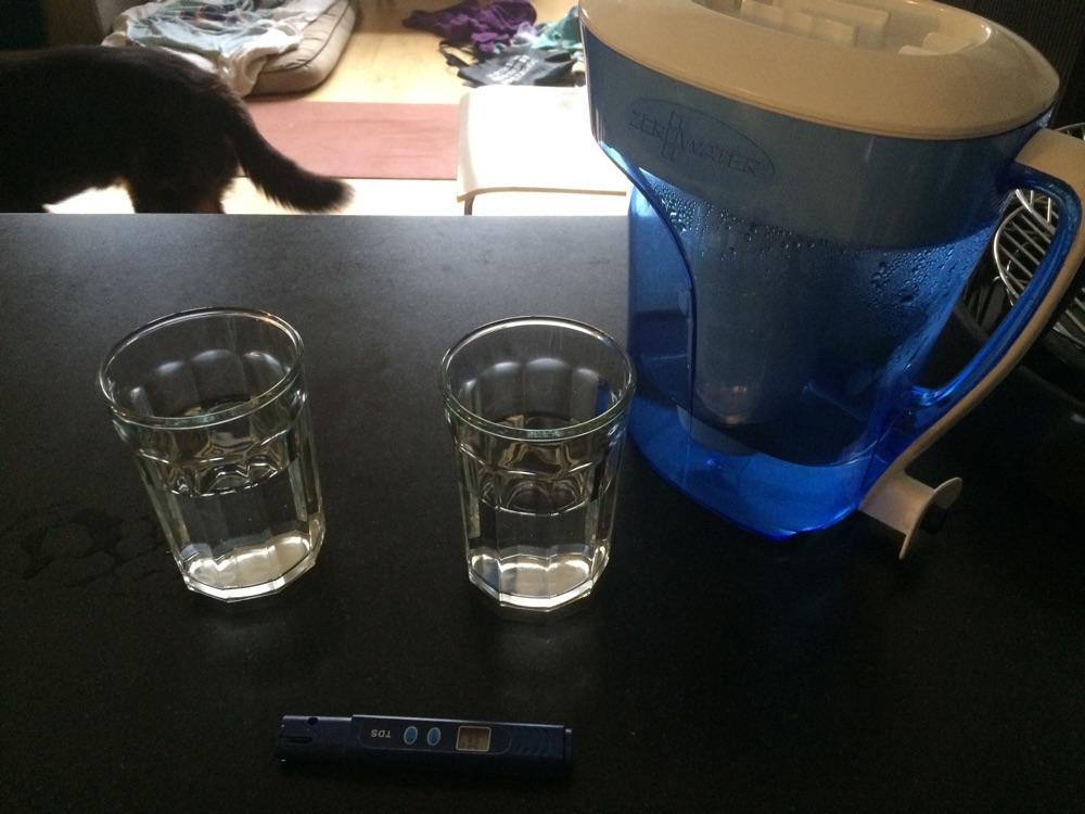 Zero Water water filter