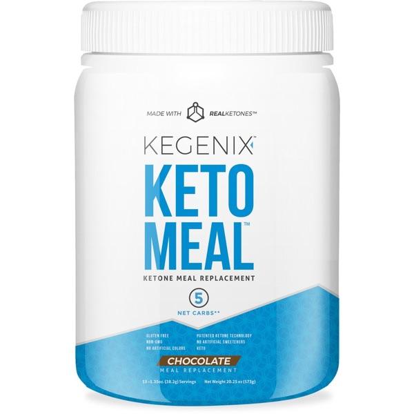 Real Ketones Keto Meal
