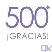 500 Gracias