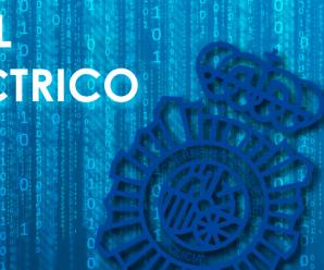 """Seguridad integral II. La Red Azul """"Eléctrico"""""""