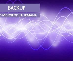 BackUp, lo mejor de la semana: Contraseñas, robos y políticos.