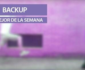 BackUp, lo mejor de la semana: Big data, un pene en campaña y una partida de paintball