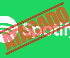 Aparecen en Pastebin cientos de cuentas de Spotify