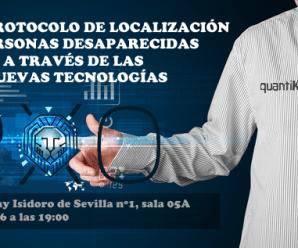 PRE-ESTRENO DEL PRIMER PROTOCOLO DE LOCALIZACIÓN DE PERSONAS A TRAVÉS DE LAS NUEVAS TECNOLOGÍAS