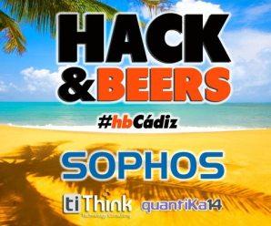 Un Hack&Beers en un Chiringuito #HBCádiz