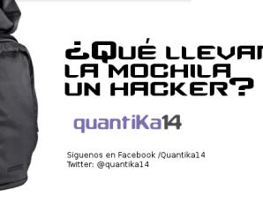 La mochila del hacker [III]: Raspberry PI