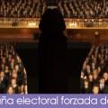LA CAMPAÑA ELECTORAL FORZADA DE UN PENE