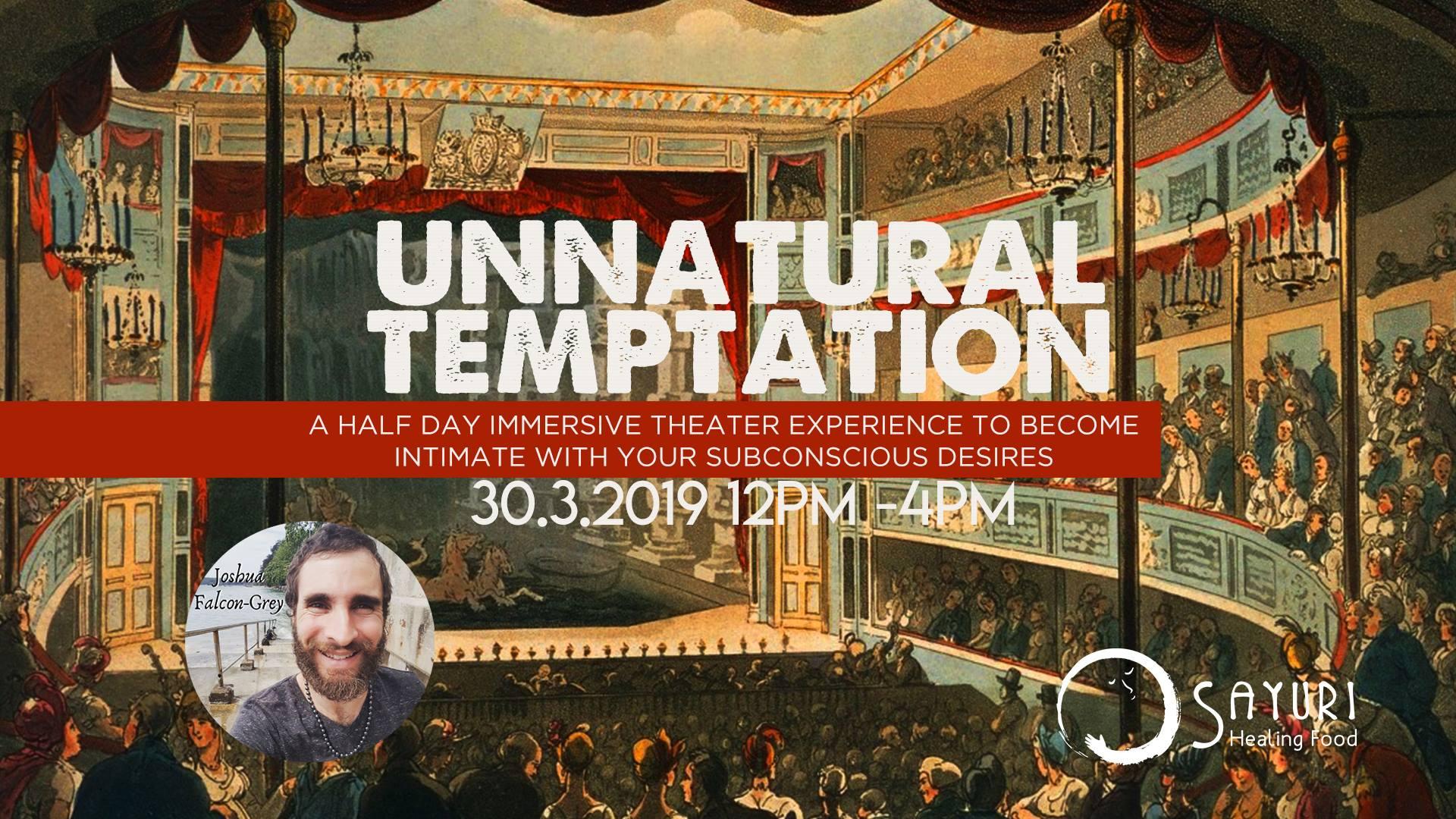 Unnatural Temptation 3
