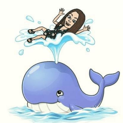 Like a blue whale 4