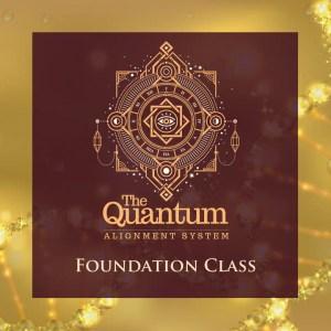 Quantum Alignment System Foundation Class