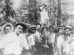 Leo Frank lynch mob