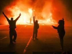 "Ferguson ""protest"""