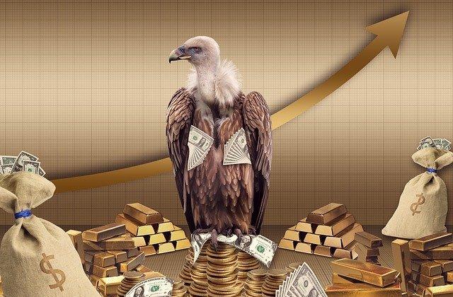 Trading gold using volume price analysis