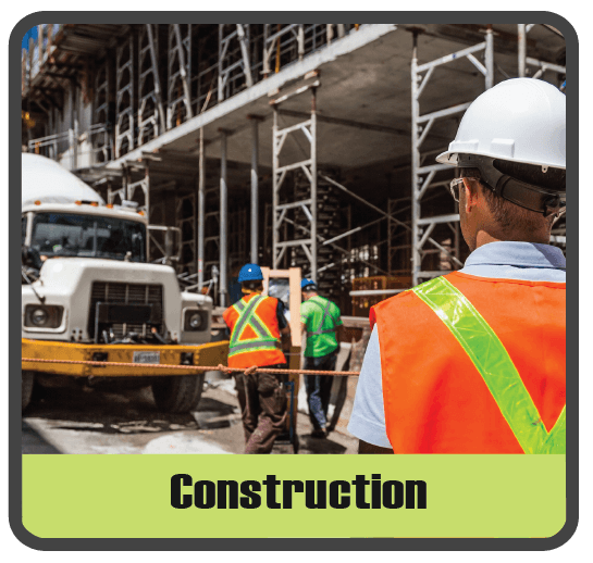 construction sector image