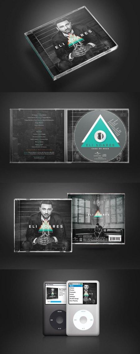 CD Eli Soares – Casa de Deus
