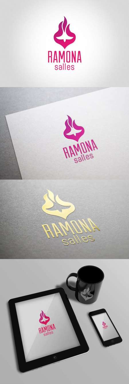 Logo Ramona Salles