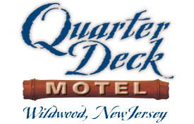 The Quartedeck Motel Wildwood New Jersey