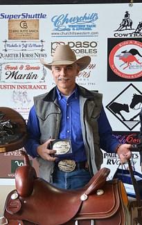 Peter Spadoni wins the Futurity Amateur Championship