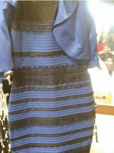 The Dress viral phenomenon