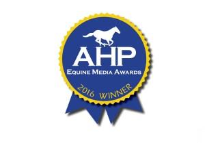 AHP award winner logo