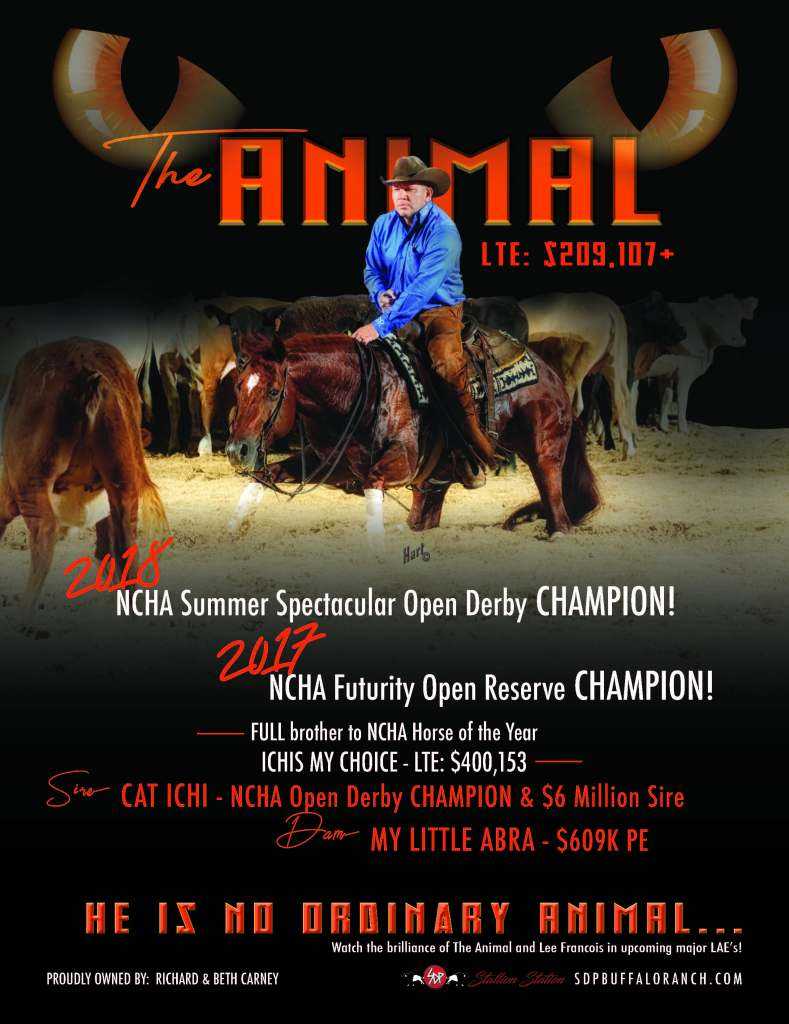 The Animal Promo AD