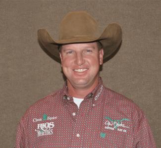 Corey Cushing headshot