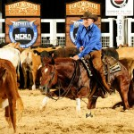 the animal wins NCHA Summer Cutting Spectacular