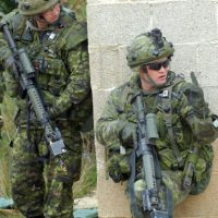 Canadian Conflict, a War Game Perspective