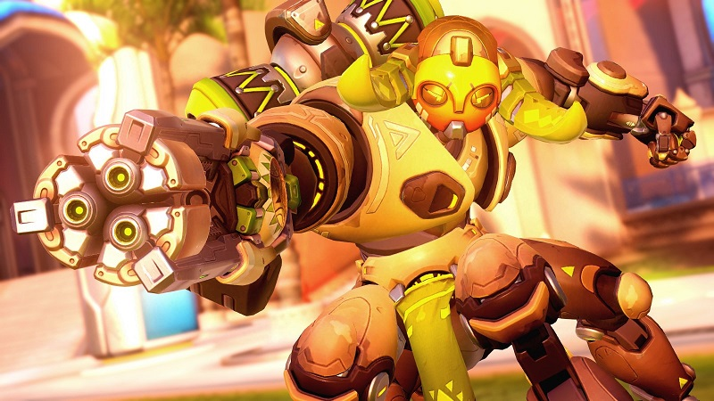Orisa Overwatchs Newest Hero Challenges The Games