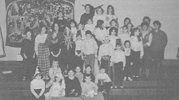 La Troupe 1989