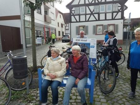 BLau Bank in Dietzenbach