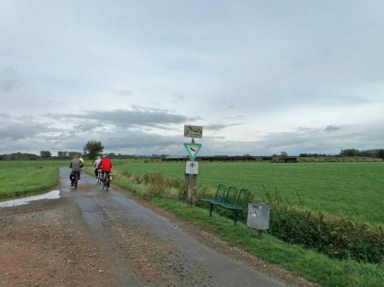 Gegend hinter Münster