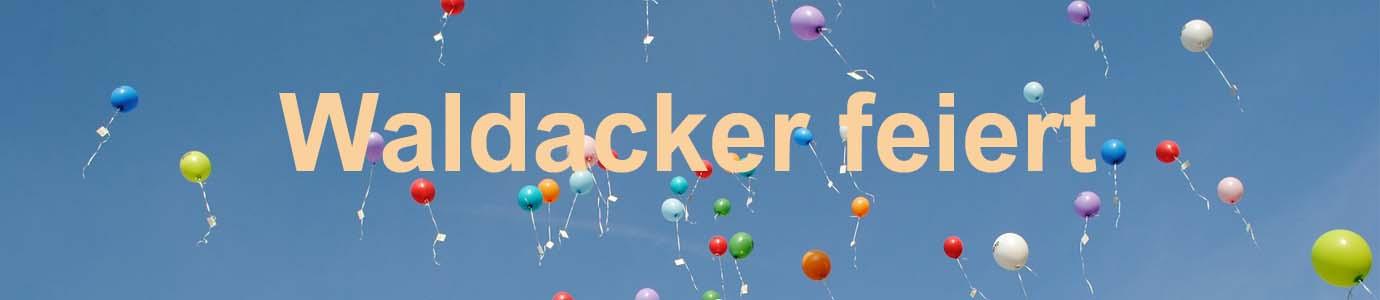 30 Jahre Bürgertreff Waldacker