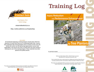 Fit to plant training guide for tree planters in the Okanagan.