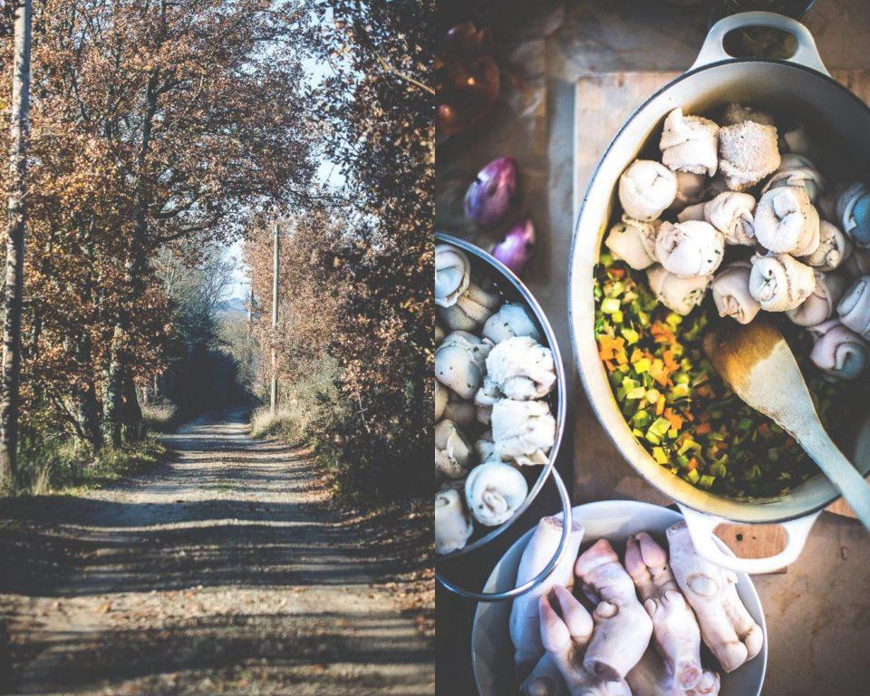 Pieds et paquets - Magali ANCENAY Photographe Culinaire
