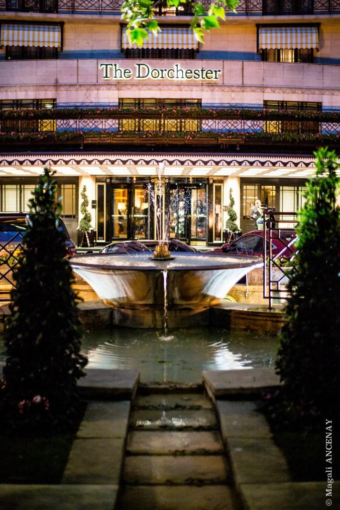The Dorchester London, Le luxe par excellence