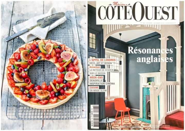 Magazine Côté Ouest numéro 126 Oct/Nov 2016